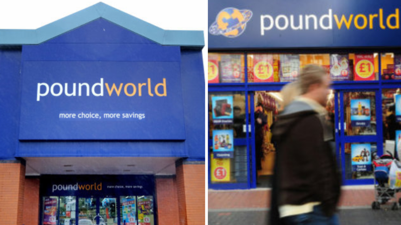 Poundworld Will Close Every Store Next Month
