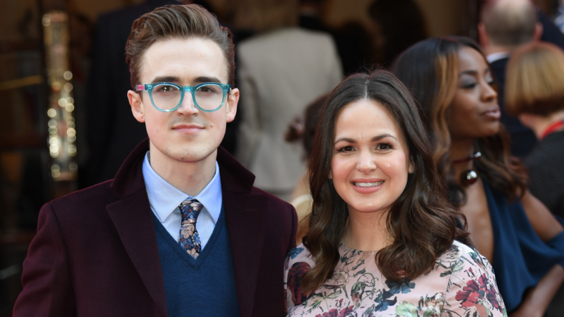Giovanna Fletcher Shares Tear Jerking Update About Her And Tom's Relationship
