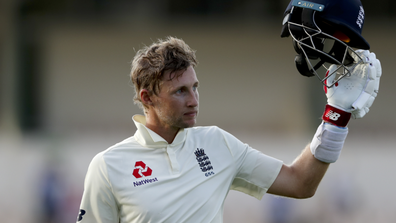 England Captain Joe Root Tells Opponent 'There's Nothing Wrong With Being Gay'