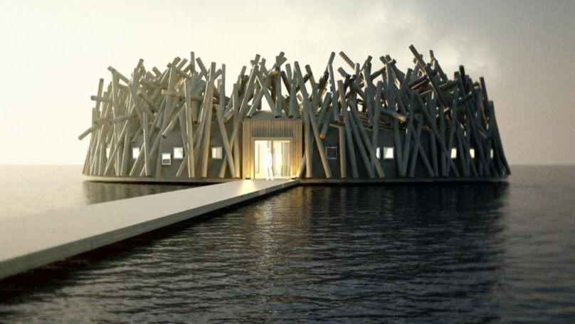 Bookings Being Taken For Floating Hotel With Views Of The Northern Lights