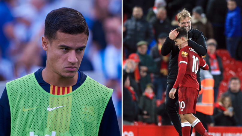Liverpool Fans Vote On Whether They Would Take Philippe Coutinho Back