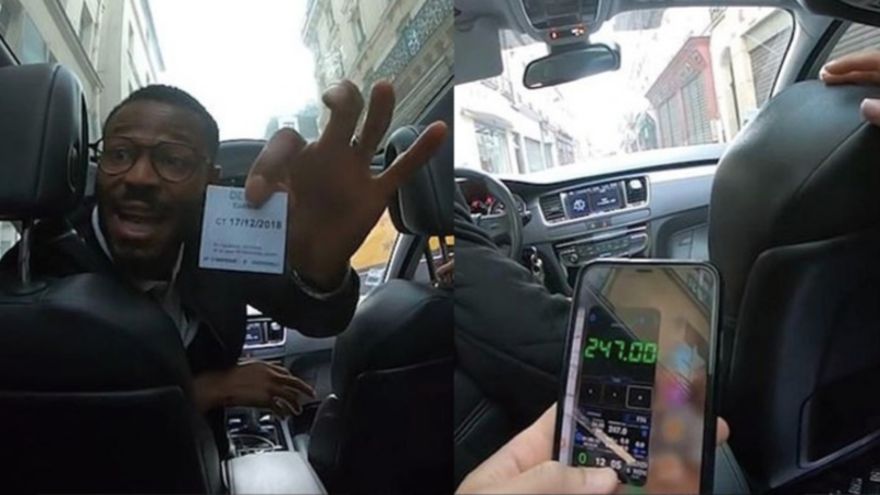Taxi Driver Locks Tourists In Car And Forces Them To Pay Outrageous Fee