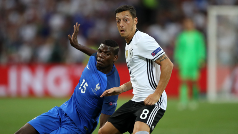 Mesut Ozil Retires From International Football Because Of 'Racism And Disrespect'