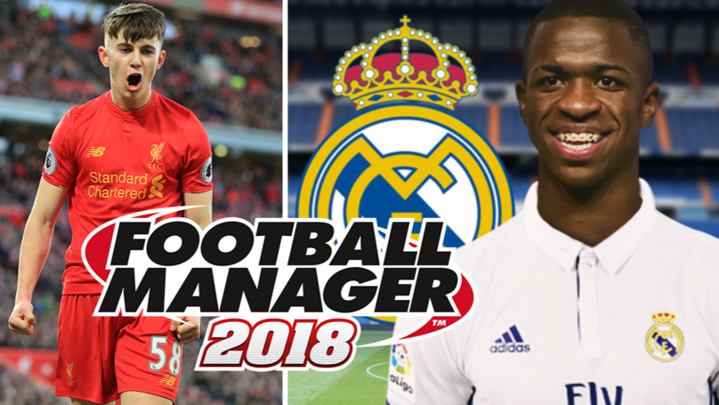 The Top 15 Wonderkids You Need To Buy On Football Manager 2018