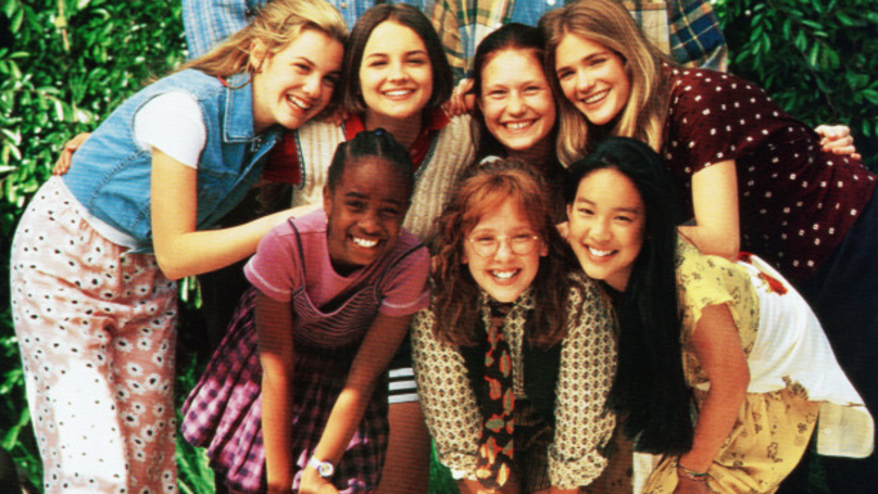 Netflix Is Rebooting 'The Baby-Sitters Club' And We're Living For The Nineties Nostalgia