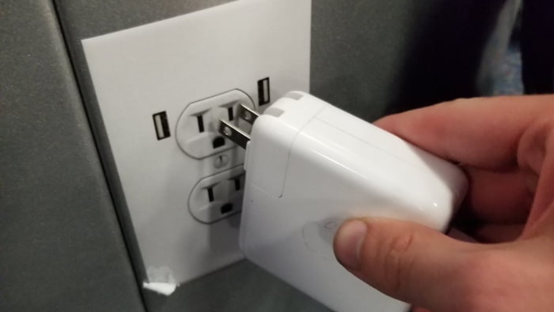 Is This Fake Power Outlet Sticker The Best Practical Joke In The World?