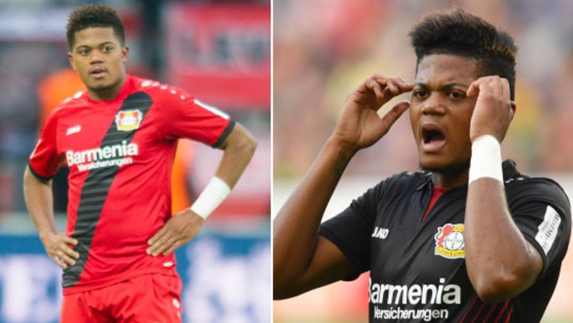 Bayer Leverkusen Receive 'Concrete Offer' Of £52 Million For Leon Bailey