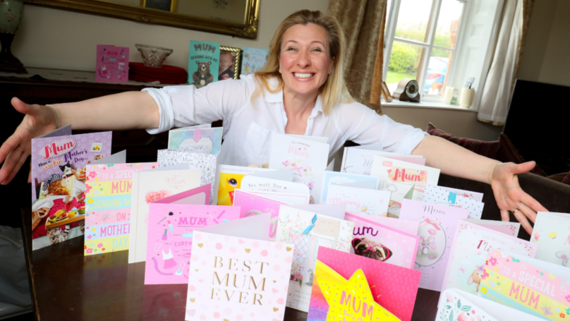 Foster Mum Has Received Hundreds Of Cards For Mother's Day