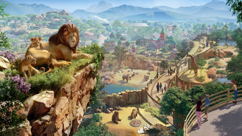 ​Try Not To Let Wild Animals Maul Your Guests In 'Planet Zoo'