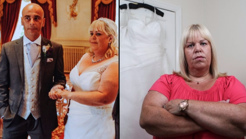 Woman Savages 'Cheating' Ex In Facebook Post To Sell Wedding Dress