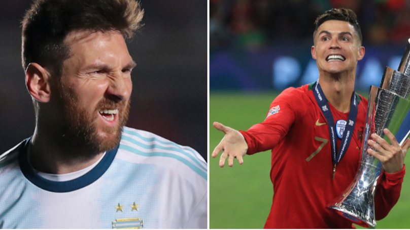 Ronaldo And Messi Both Miss Out On Most Valuable European XI