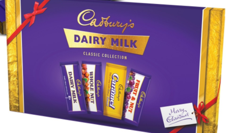 Cadbury Has Released A Brand New Selection Box Ahead Of Christmas