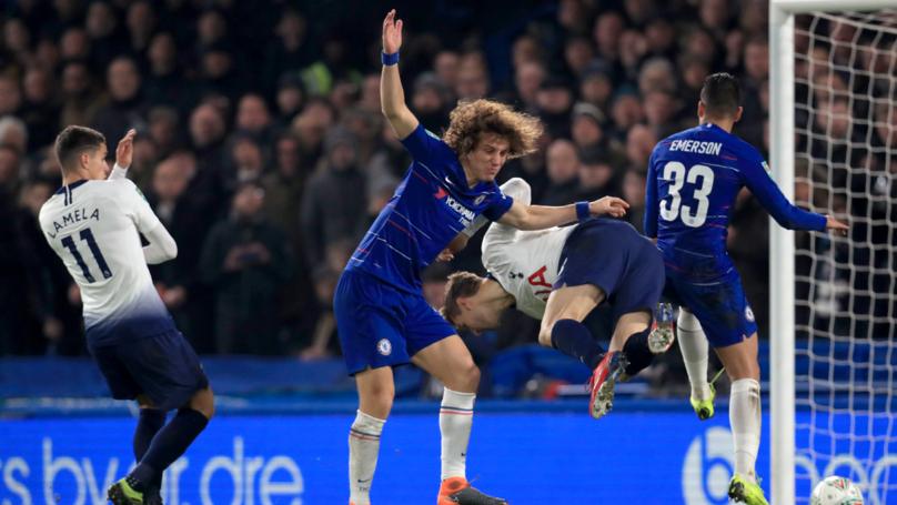 Chelsea vs Tottenham Carabao Cup Semi-Final Result