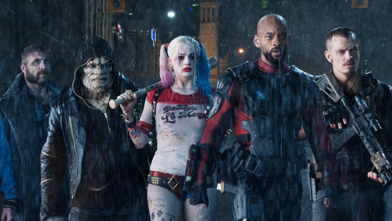James Gunn's Suicide Squad Film Will Be 'A Total Reboot'