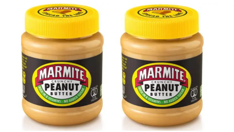 Marmite Peanut Butter Is Coming To The UK