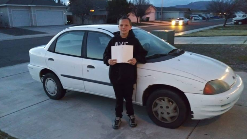 American Teen Sells Xbox To Buy His Mum A New Car