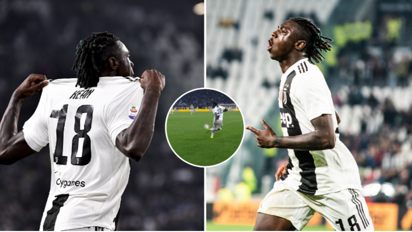 19-Year Old Juventus Wonderkid Moise Kean Produces Man Of The Match Display In 4-1 Hammering Of Udinese
