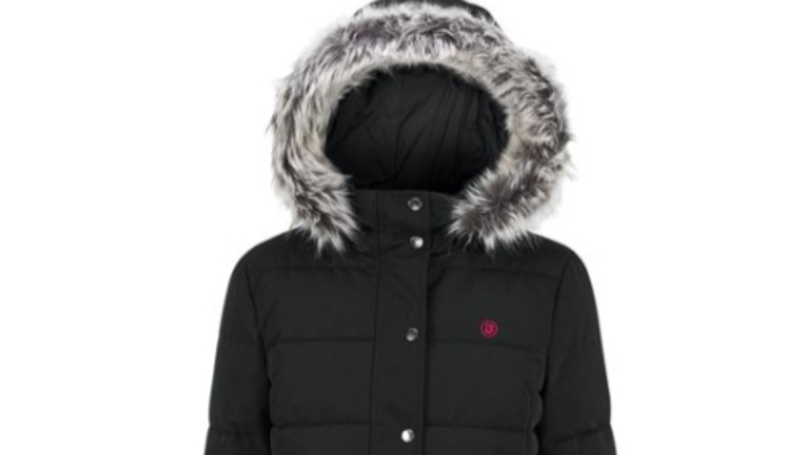 This New Jacket Comes With Built In Heating That You Can Control