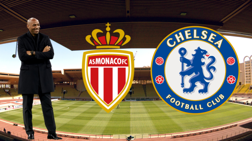 Thierry Henry Wants To Sign Chelsea Star For Monaco In January