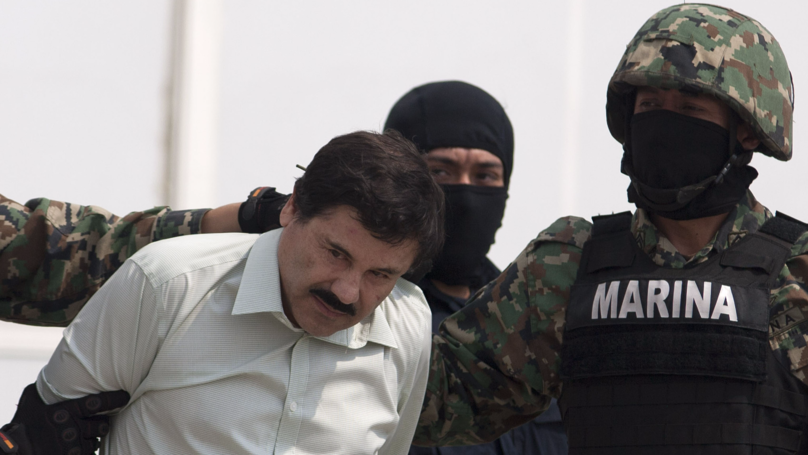 El Chapo's Lawyers Claim He Was Illegally Extradited And His Case Should Be Thrown Out