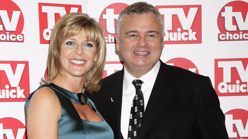 'This Morning' Host Ruth Langsford Accidentally Shared Photos Saved On Phone