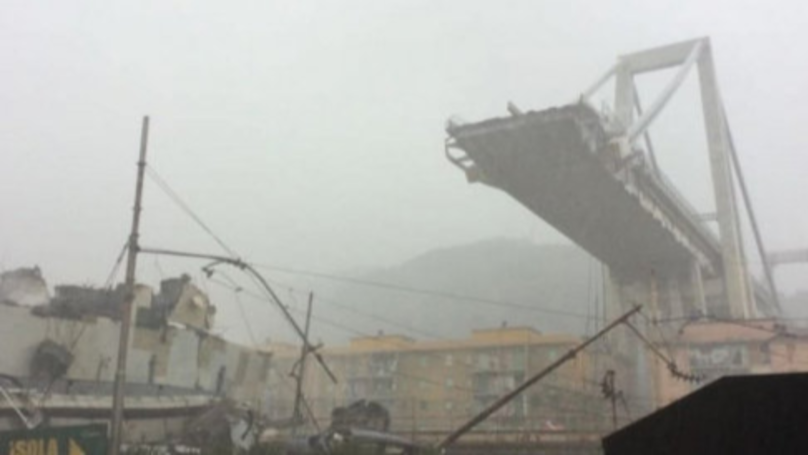 At Least 22 Dead As Motorway Bridge Collapses In Italy