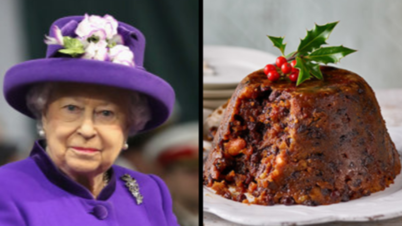 The Queen Buys A Christmas Pudding For Each Of Her 1,500 Employees