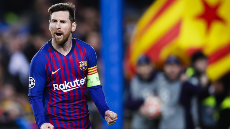 Stats Show Lionel Messi Is The Best Passer In Europe