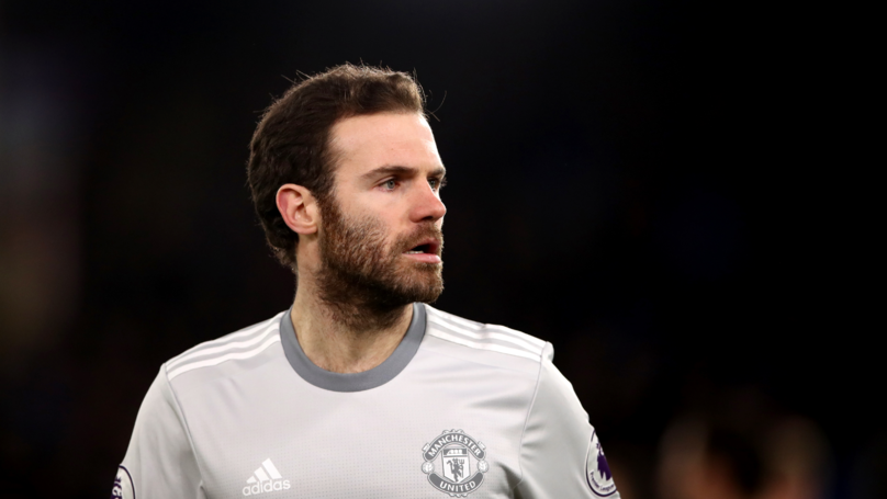 Manchester United's Record With And Without Juan Mata This Season Is Incredible