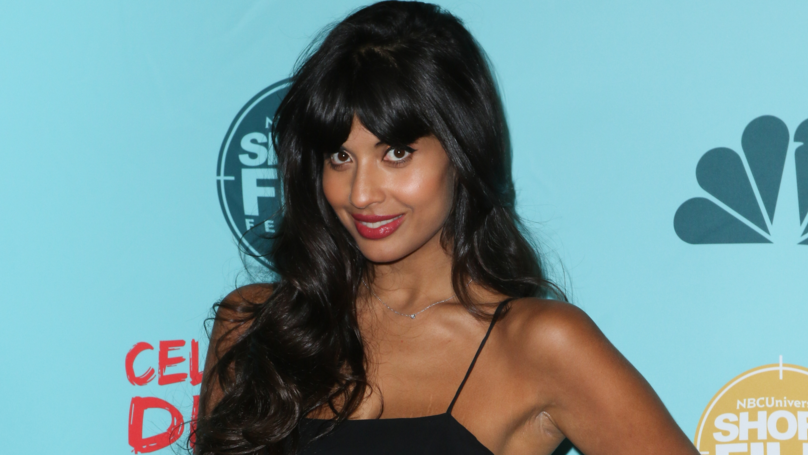 Jameela Jamil Says She's Not 'Too Thin' To Fight For Body Positivity