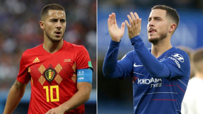 Chelsea's Eden Hazard Names Two Players Who Deserve To Win Ballon d'Or More Than Him