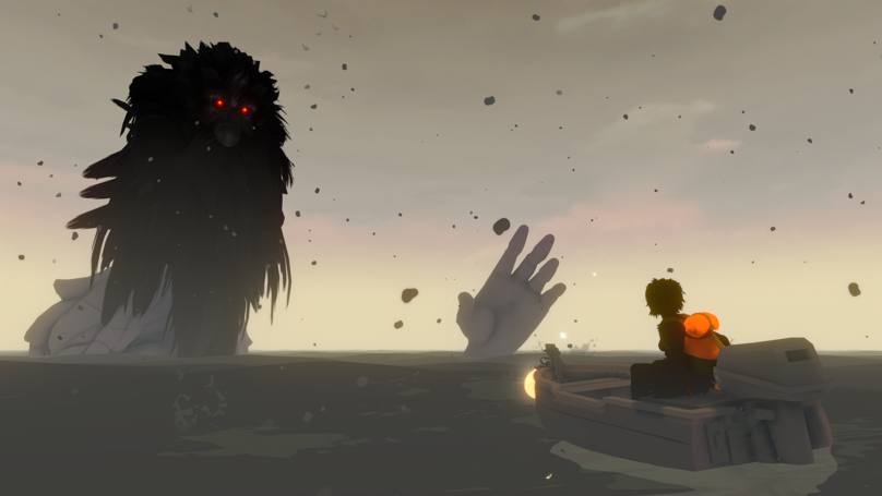 'Sea Of Solitude' Is Like A Lost Team Ico Game