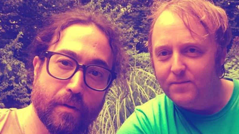 John Lennon And Paul McCartney's Sons Share Rare Selfie