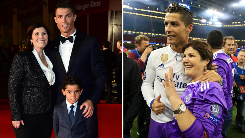 Cristiano Ronaldo's Mother Reveals She Is 'Fighting For Her Life' After New Surgery
