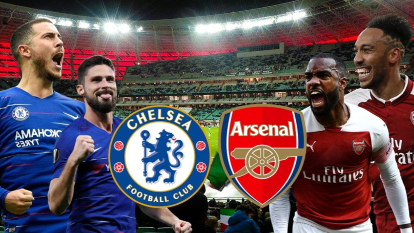 Arsenal And Chelsea Will Only Get 6000 Tickets Each For Europa League Final
