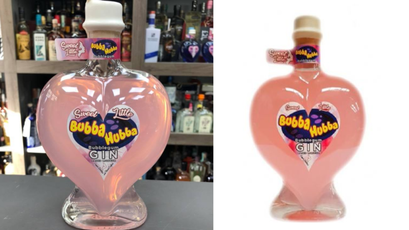 Hubba Bubba Gin Is The Sweetest Spirit Around