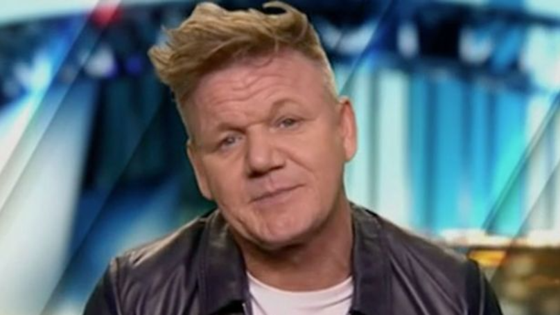 Gordon Ramsay Reveals His 16-Year-Old Daughter Told Him To 'F**k Off'