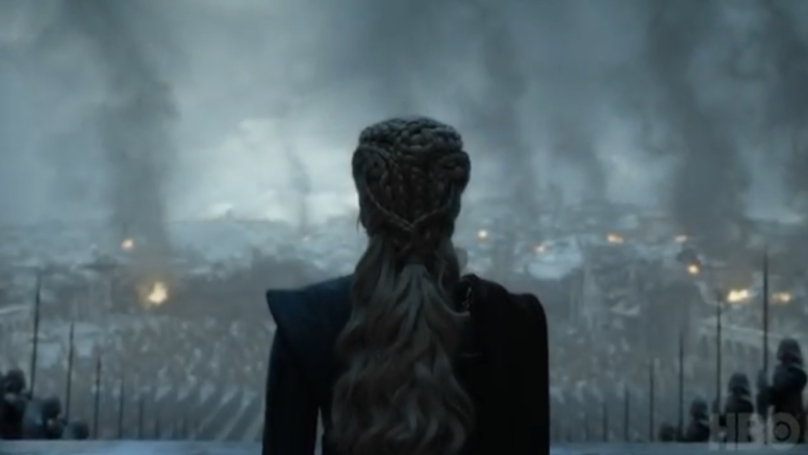 Watch The Trailer For The Final Episode Of Game Of Thrones