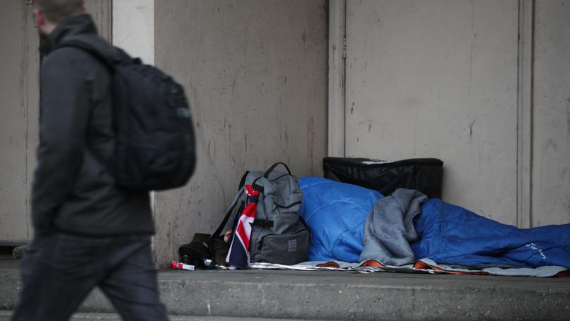 Homeless Man Dies In Edinburgh While Sleeping Rough In -5c Temperatures