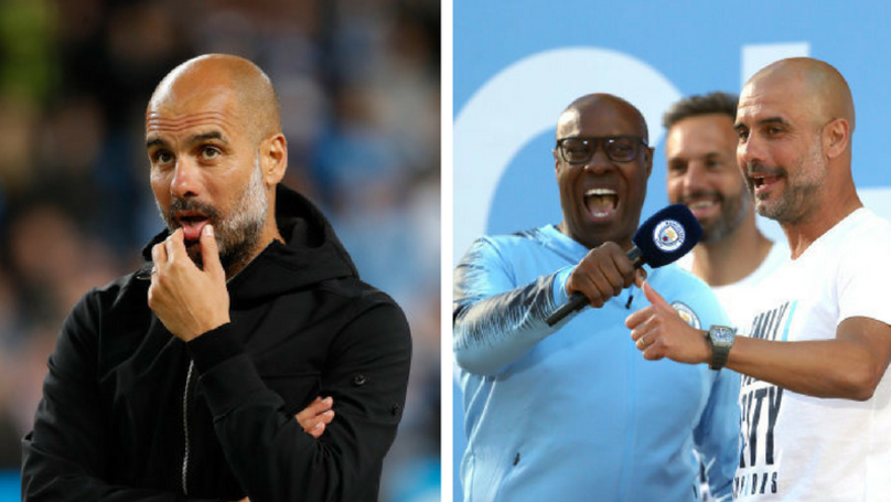 Pep Guardiola Names His Favourite Side In The Premier League