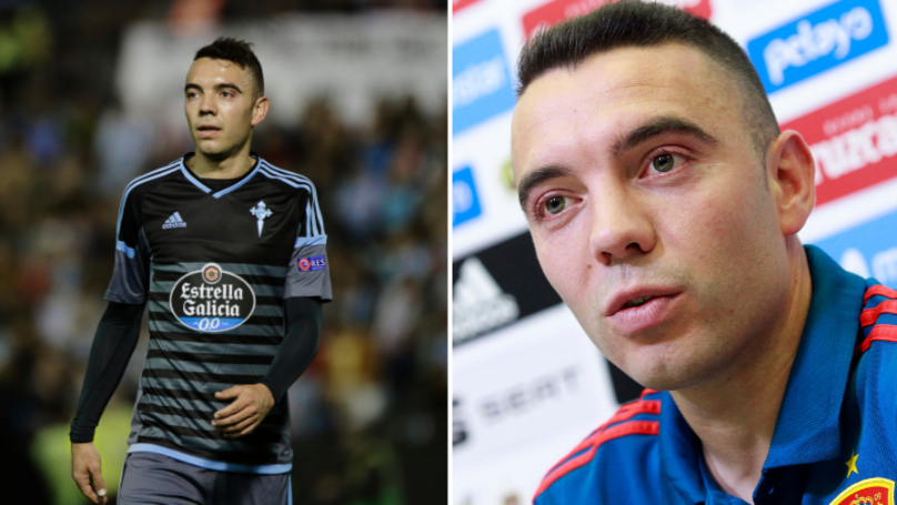 Iago Aspas Claims That Real And Atletico Madrid Both Tracked Him