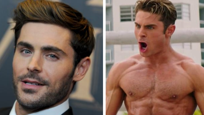 Internet Says Zac Efron's New Beard Makes Him 'Look Like A Drug Dealer'