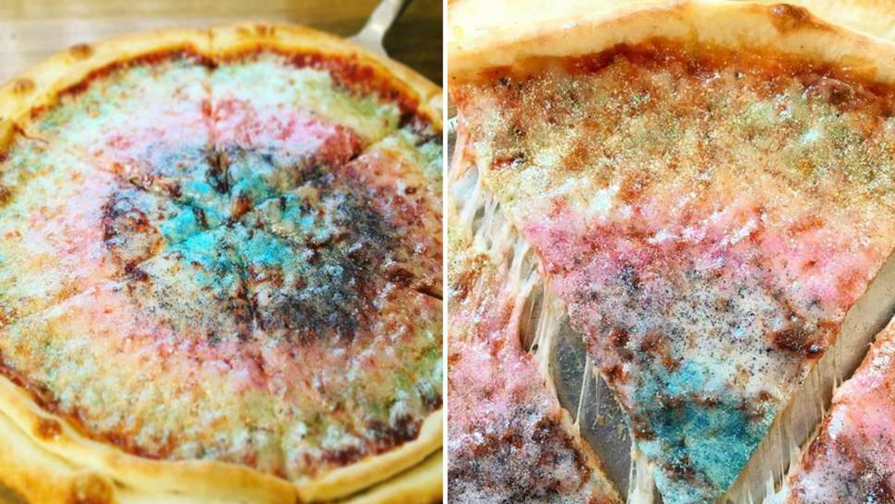 This Glittery Pizza Is The Stuff Dreams Are Made Of