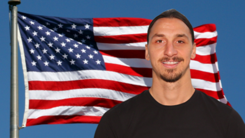 Zlatan Ibrahimovic Says He Could Have Been The US President
