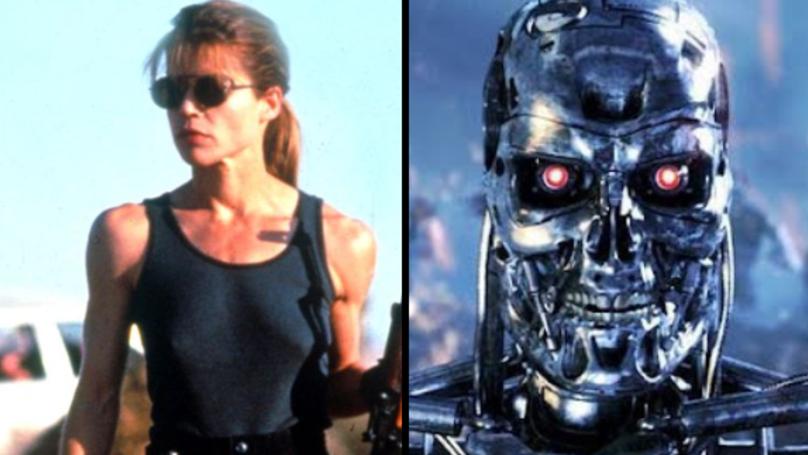 Arnold Schwarzenegger And Linda Hamilton Reunite For 'Terminator 6'