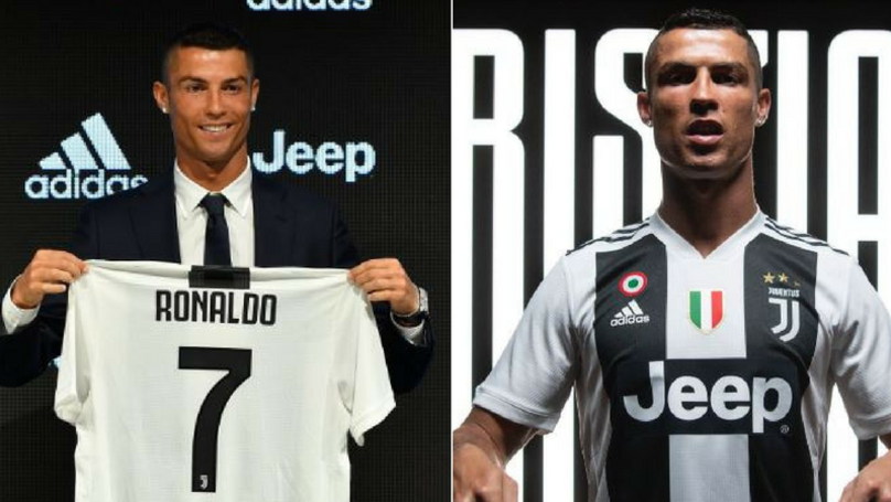 Cristiano Ronaldo Is Already Making A Massive Impact At Juventus With These Ludicrous Shirt Sales