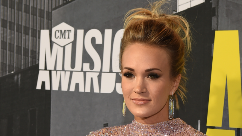 Carrie Underwood Tells Fans She Might 'Look A Bit Different' Following Fall
