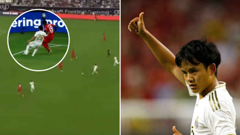 Takefusa Kubo's Transfer To Real Madrid Described As 'Masterstroke' After His Stunning Debut