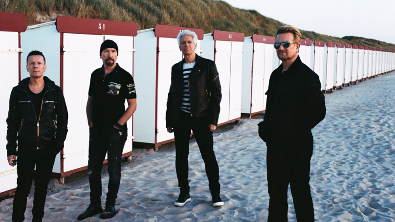 U2 Will Perform In London's Trafalgar Square After Being Honoured With Global Icon Award