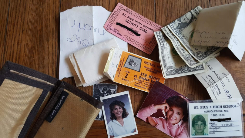 Man Finds His Wallet From 1985 And The Contents Show A Look Into His Life Back Then